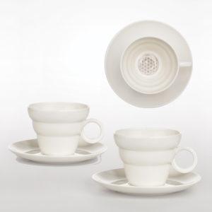 Set 2 tasses à thé Shinno