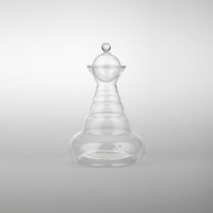 Carafe delicate or